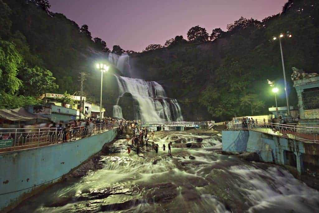Courtallam- The Spa of the South
