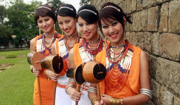 Kohima Welcomes You to the Land of the Nagas