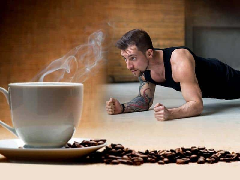 Benefits of Coffee in The Workout