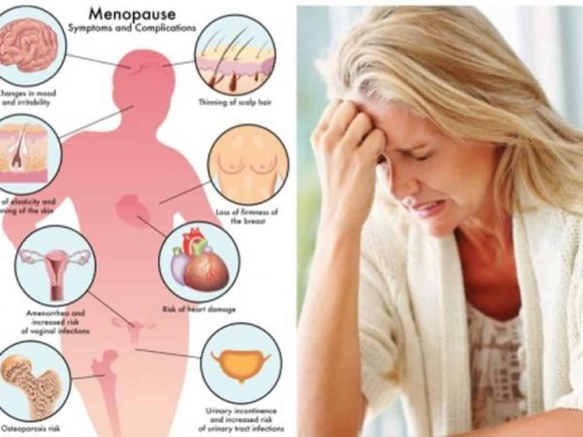 menopause in women