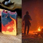gunpowder soap