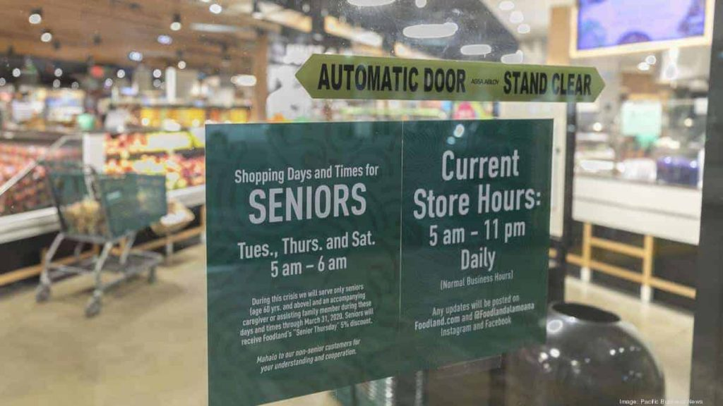 THE NEW SENIOR SHOPPING HOURS IN COSTCO