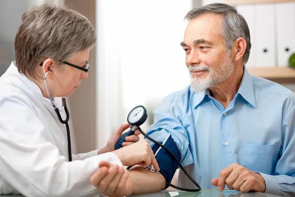 monitoring high blood pressure