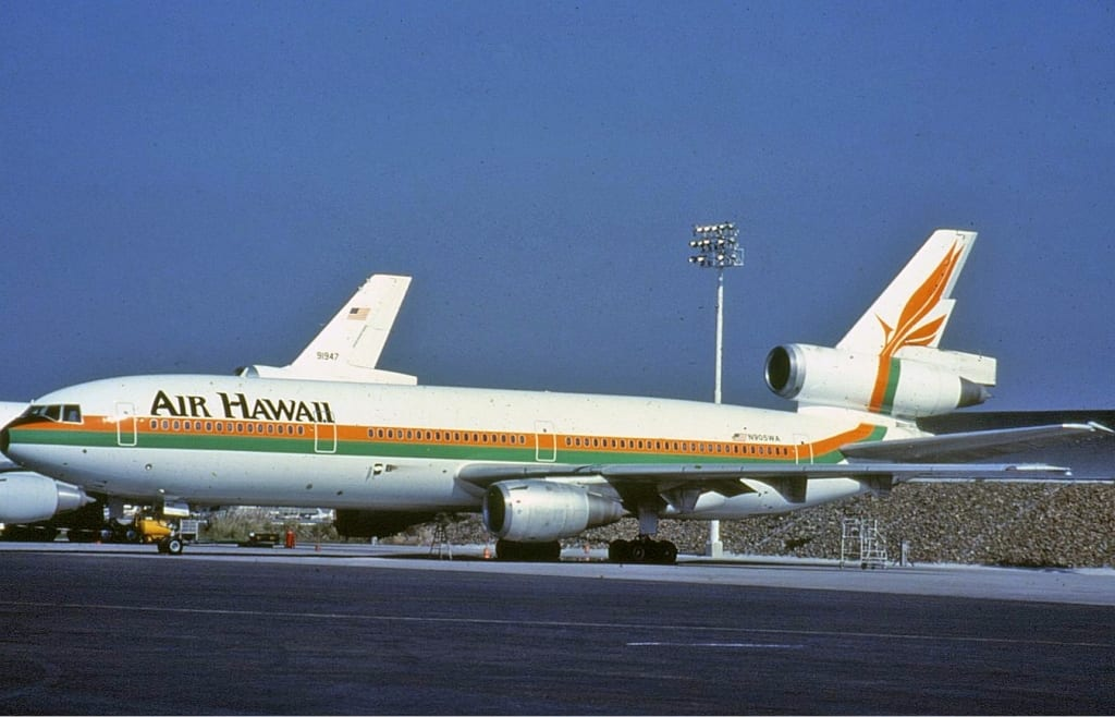 air transport hawaii