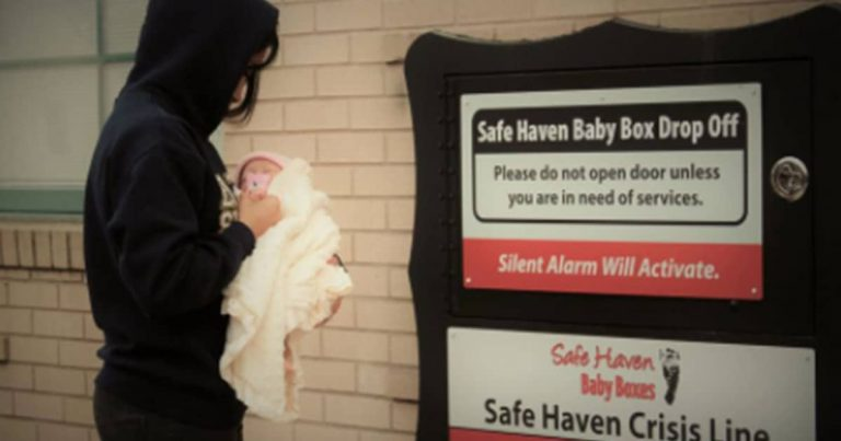 'Mailboxes' Installed to Leave the Unwanted Babies by Parents