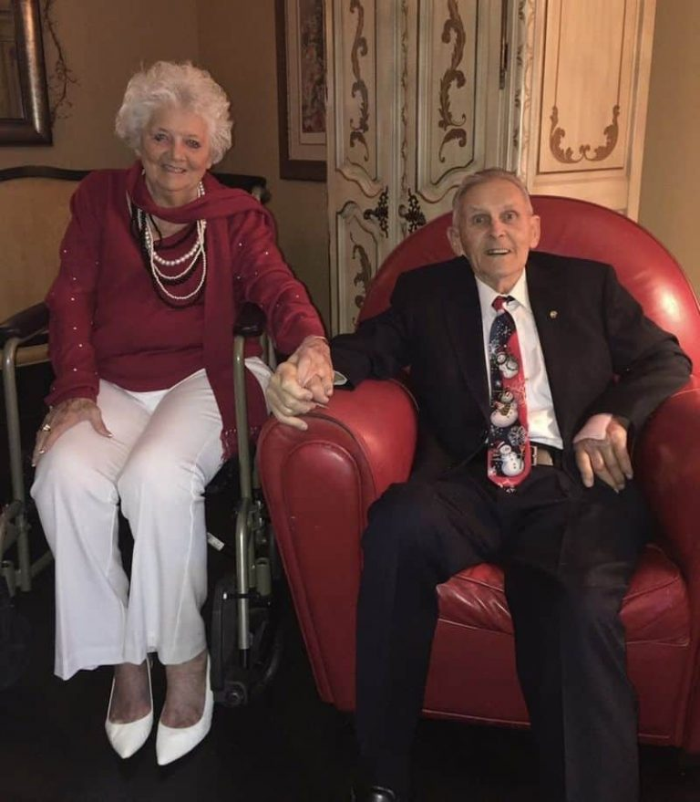 A Couple 77 Years Old Dies of COVID-19, 36 Hours Apart and 'It's a Blessing They are Still Together'