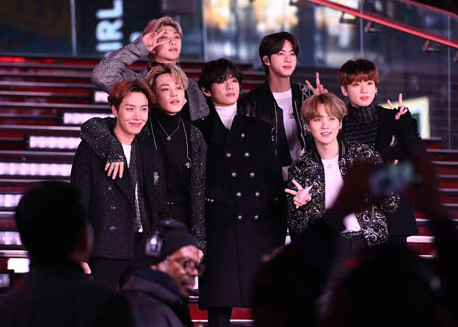 BTS Become First ever Act To Top Billboard And More!
