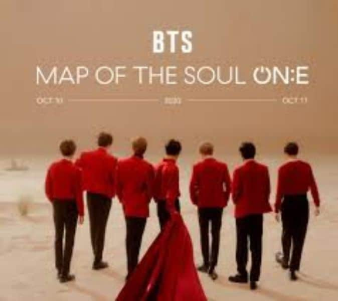 BTS Releases MAP OF THE SOUL ON:E Teaser 1 Leaving Army Smitten With Their Sexy Personas
