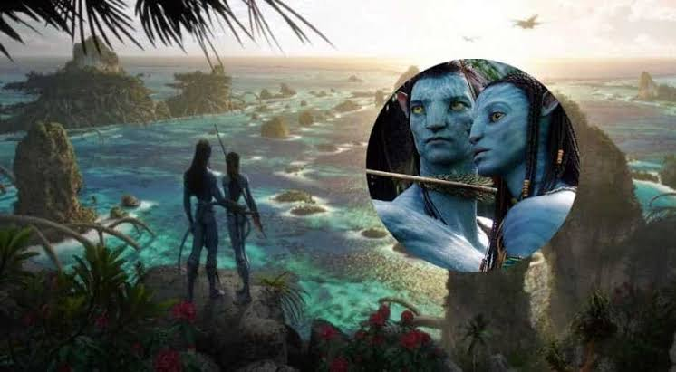 Avatar 2 Set Photo Revealed — First Look At The New Human Science Lab