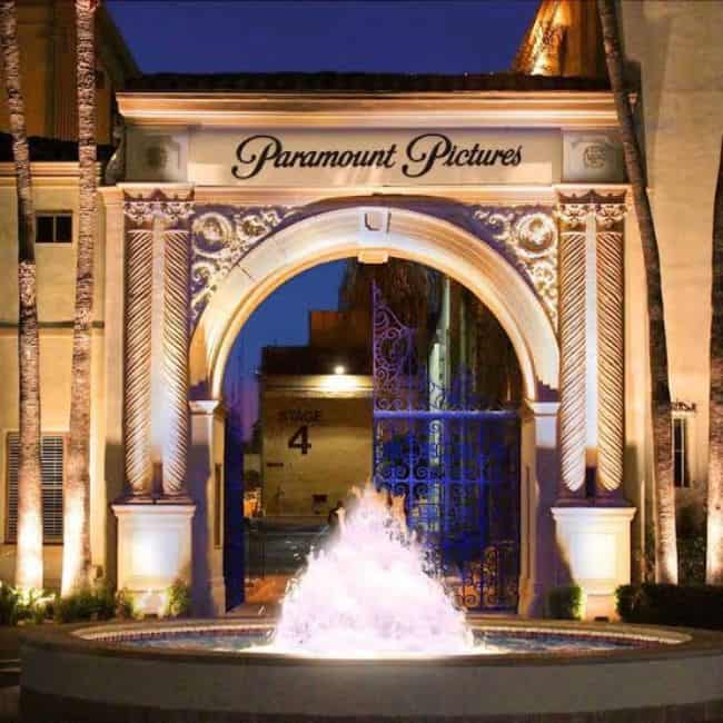 Suspect Barricades Himself On Paramount Studios Lot And Shot In A Real Life Scary Incident
