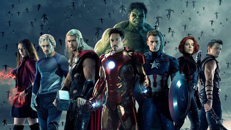 Avenger Characters That Graced The Silver screen in Avengers Assemble