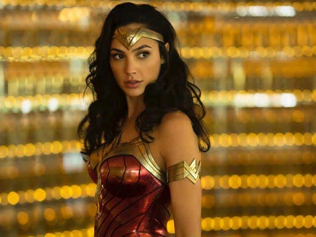 Gal Gadot In And As The Wonder Woman