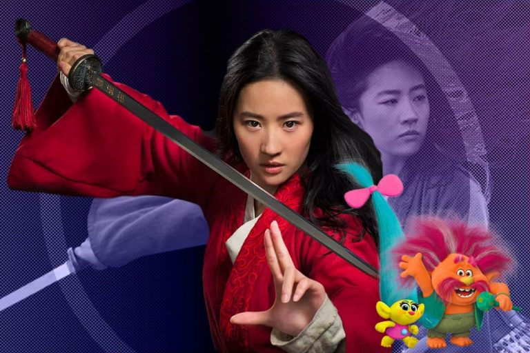 MULAN Has A Hefty Price Tag Of $29.99, Yet Is Sixth Most Streamed Movie Of 2020