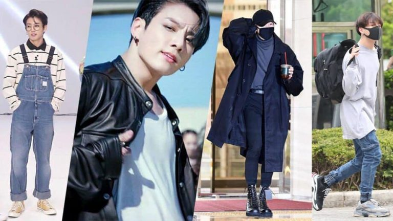 BTS Jungkook: King Of Fashion And Millennial Style Icon Proves He's The Golden Maknae Even In Style