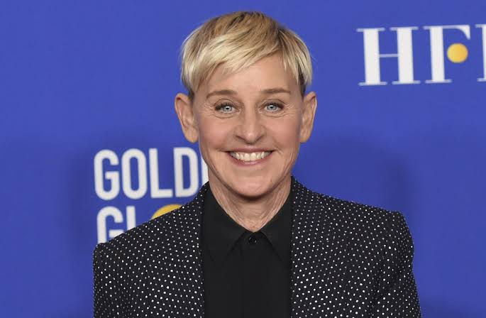 Ellen DeGeneres Says It Felt Like A Rib Had Cracked When She Was Contradicted COVID-19