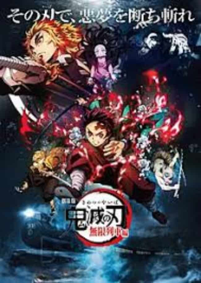 Animated 'Demon Slayer' Takes On New Highs with Pandemic Japan